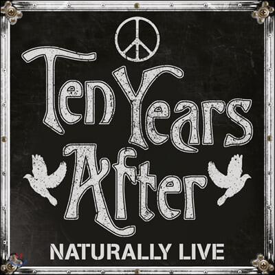 Ten Years After (텐 이어즈 애프터) - Naturally Live [실버 컬러 2LP]