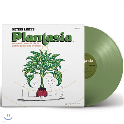 Mort Garson (모트 가슨) - Mother Earth's Plantasia [그린 컬러 LP]