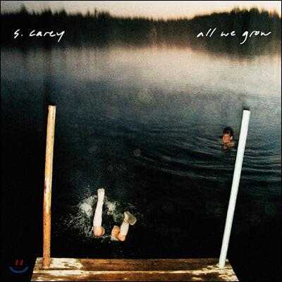 S. Carey (션 캐리) - 1집 All We Grow [LP]