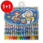 디즈니 토이스토리 16색 색연필