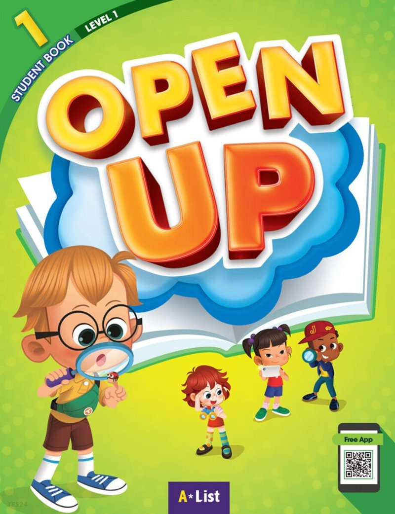 Open Up 1 : Student Book