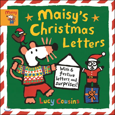 Maisy's Christmas Letters 메이지 크리스마스 편지