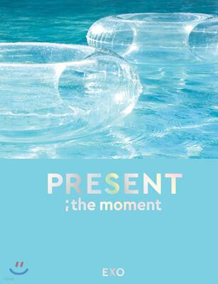 엑소 (EXO) - PRESENT ; the moment [화보집]