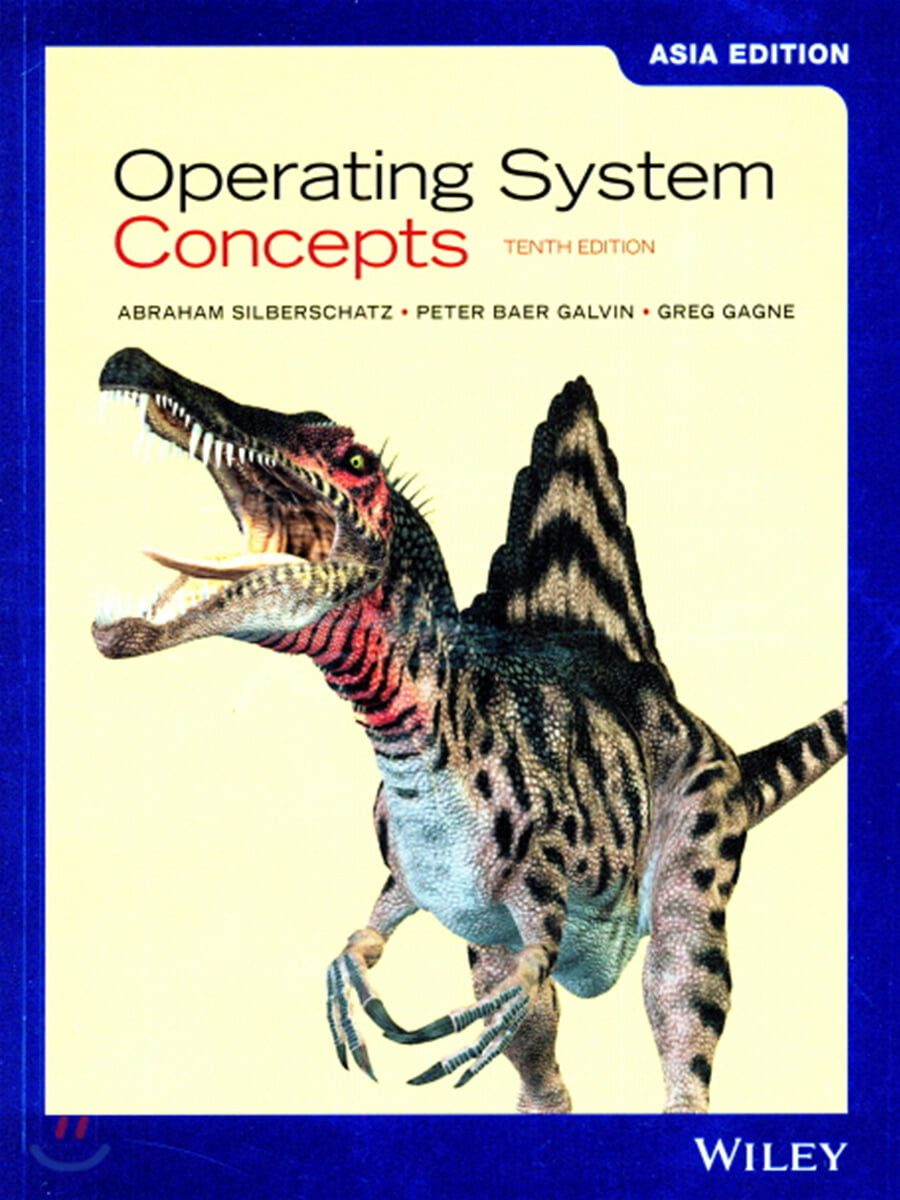 Operating System Concepts, 10/E