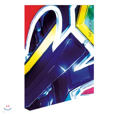 SSSS.그리드맨 TV시리즈 VOL.3 (1Disc) + 우리말 녹음 포함 13th 얼티밋 팬 에디션 (Ultimate Fan Edition) : 블루레이