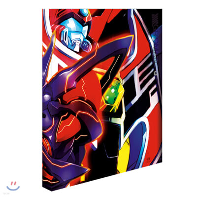 SSSS.그리드맨 TV시리즈 VOL.4 (2Disc) + 우리말 녹음 포함 13th 얼티밋 팬 에디션 (Ultimate Fan Edition) : 블루레이