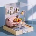 [adico] DIY 미니어처 스페셜 키트 - 거실