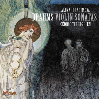 Alina Ibragimova 브람스: 바이올린 소나타 - 알리나 이브라기모바 (Brahms: Violin Sonatas)