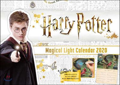 (예약도서)Harry Potter Magical calendar 2020