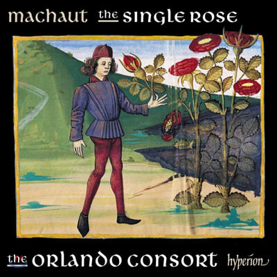 Orlando Consort 기욤 드 마쇼: 장미 한 송이 - 오를란도 콘소트 (Guillaume de Machaut: The single rose)