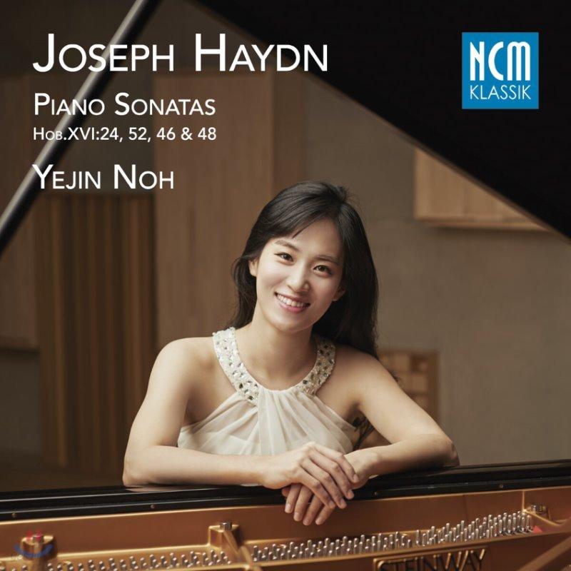 노예진 - 하이든: 피아노 소나타 (Haydn: Piano Sonatas Hob.XVI: 24, 52, 46 & 48)
