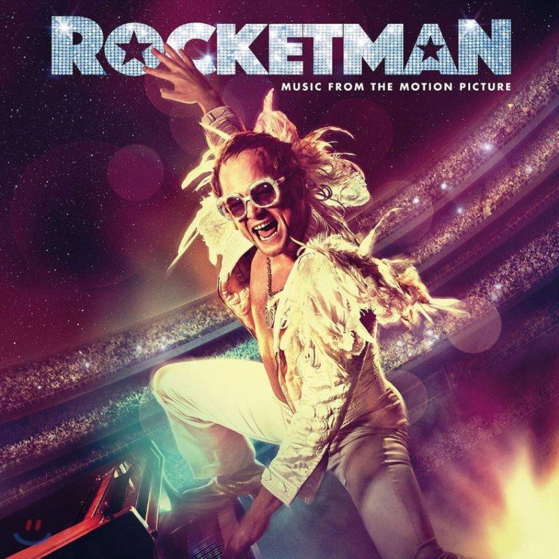 로켓맨 영화음악 (Rocketman OST by Taron Egerton) [2LP]