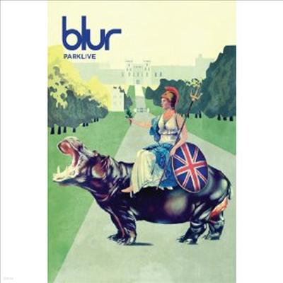 Blur - Parklive: Live In Hyde Park 2012 (지역코드1)(DVD) (2012)