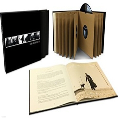 Johnny Cash - Unearthed (Ltd. Ed)(Oversize Item Split)(180G)(9LP Boxset)