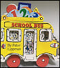 Mini Wheels Books : School Bus with Other