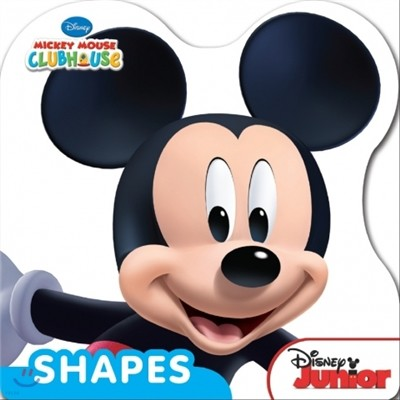 Disney Mickey Mouse Clubhouse Shapes