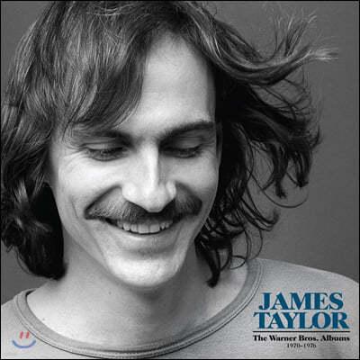James Taylor (제임스 테일러) - The Warner Bros. Albums : 1970-1976
