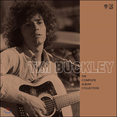 Tim Buckley (팀 버클리) - The Album Collection 1966-1972 [7LP]