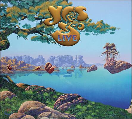 Yes - Yes 50 Live 예스 데뷔 50주년 기념 월드투어 하이라이트 [2CD 디럭스 에디션]
