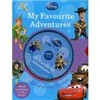 Disney My Favorite Adventures 5 Read-along Stories