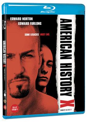 아메리칸 히스토리 X (1Disc) : 블루레이