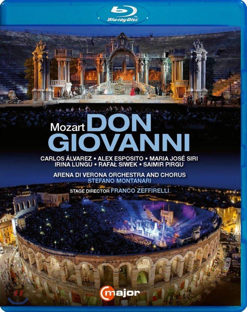 Carlos Alvarez 모차르트: 돈 지오반니 (Mozart: Don Giovanni)
