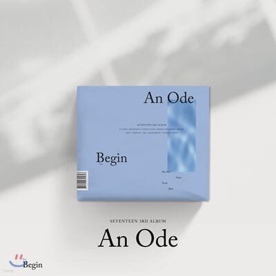 세븐틴 (Seventeen) 3집 - An Ode [Begin ver.]