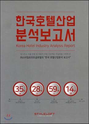 한국호텔산업 분석보고서