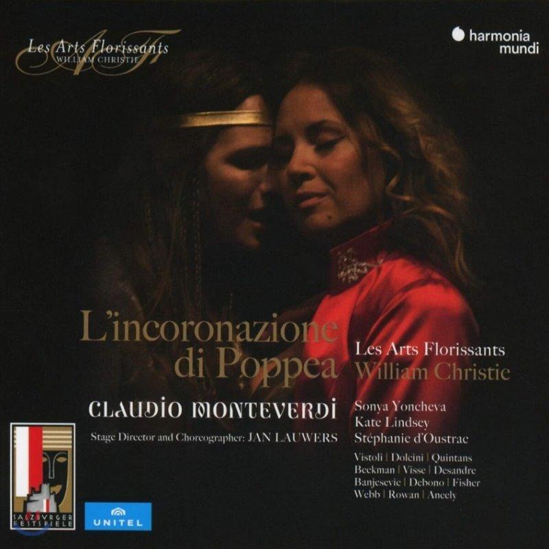 William Christie / Sonya Yoncheva 몬테베르디: 포페아의 대관식 (Monteverdi: L'incoronazione di Poppea)