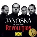 Janoska Ensemble 야노슈카 앙상블 실내악 작품집 (Revolution)