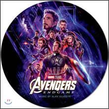 어벤져스: 엔드게임 영화음악 (Avengers: Endgame OST By Alan Silvestri 앨런 실베스트리) [픽쳐디스크 LP]