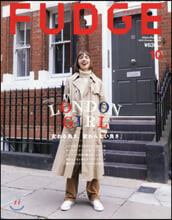 FUDGE(ファッジ) 2019年10月號