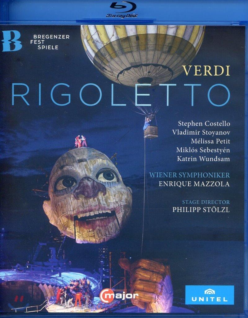 Enrique Mazzola 베르디: 리골레토 (Verdi: Rigoletto)