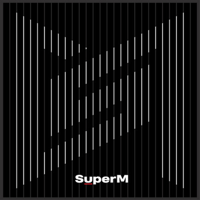 슈퍼엠 (SuperM) - SuperM (1st Mini Album) (Group Ver.) (미국빌보드집계반영 CD)