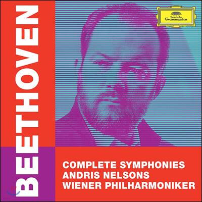 Andris Nelsons 베토벤: 교향곡 전곡집 - 안드리스 넬손스 (Beethoven: Complete Symphonies)