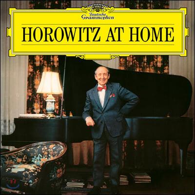 블라디미르 호로비츠 피아노 연주집 (Horowitz At Home) [LP]