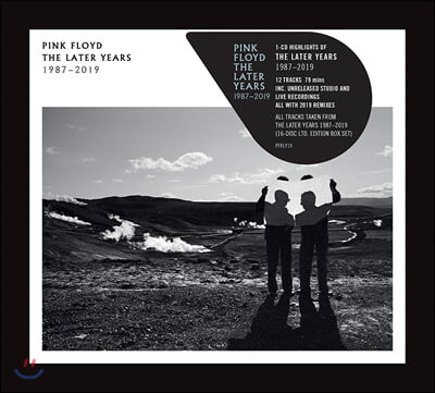 Pink Floyd (핑크 플로이드) - The Later Years: 1987-2019