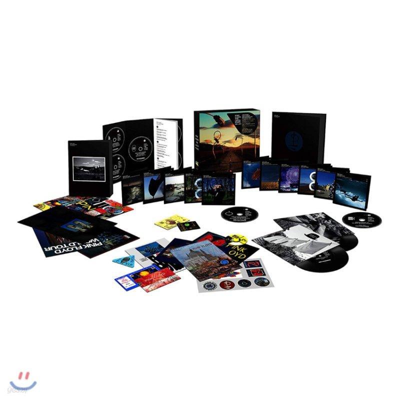 Pink Floyd (핑크 플로이드) - The Later Years: 1987-2019 [박스 세트]