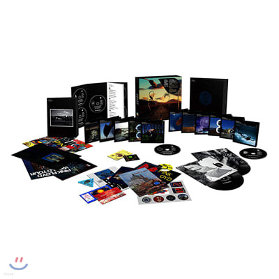 Pink Floyd (핑크 플로이드) - The Later Years: 1987-2019 [박스 세트]