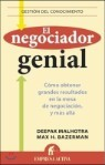 El negociador genial / Negotiation Genius
