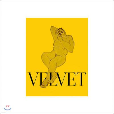 Velvet Negroni (벨벳 네그로니) - 1집 Neon Brown