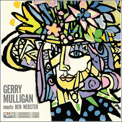 Gerry Mulligan & Ben Webster (게리 멀리건 & 벤 웹스터) - Gerry Mulligan Meets Ben Webster [LP]