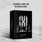 몬스타엑스 (MONSTA X) - 2019 MONSTA X World Tour [We Are Here] In Seoul [키트 비디오]