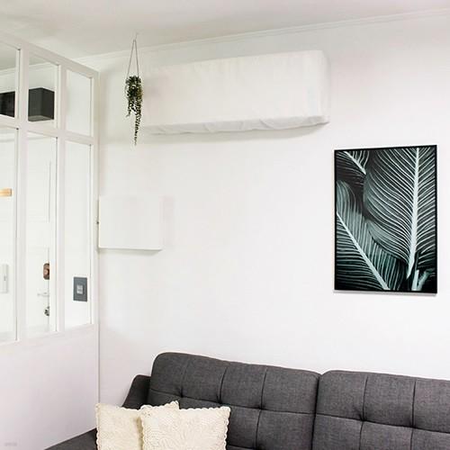 데이리브 벽걸이 에어컨 커버 3color