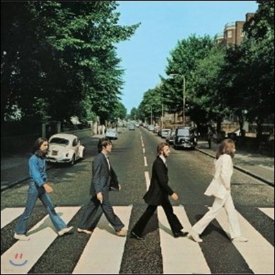 The Beatles (비틀즈) - Abbey Road [LP]