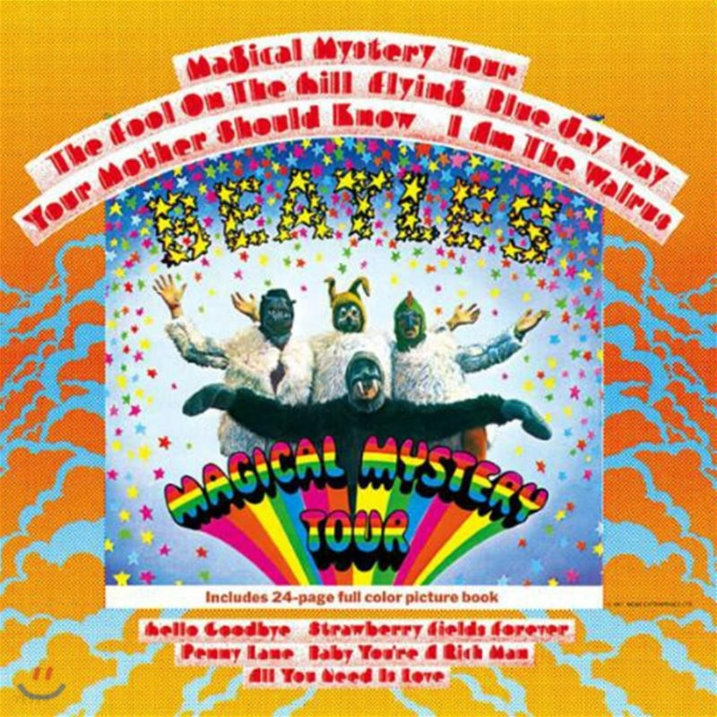The Beatles - Magical Mystery Tour [LP]