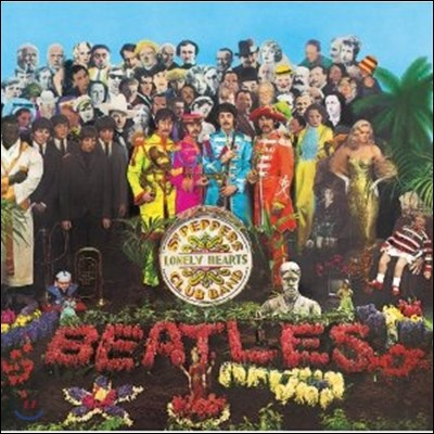 The Beatles - Sgt Pepper's Lonley Hearts Club Band