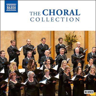 낙소스 레이블 합창 음악 모음집 (The Choral Collection)