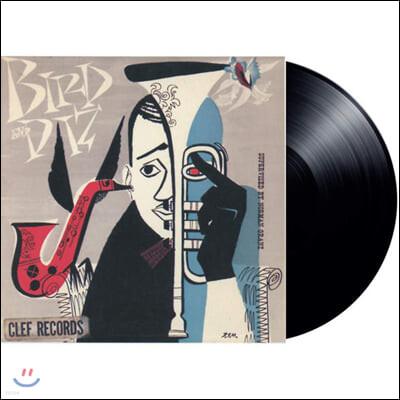 Charlie Parker & Dizzy Gillespie (찰리 파커 앤 디지 길레스피) - Bird & Diz [LP]