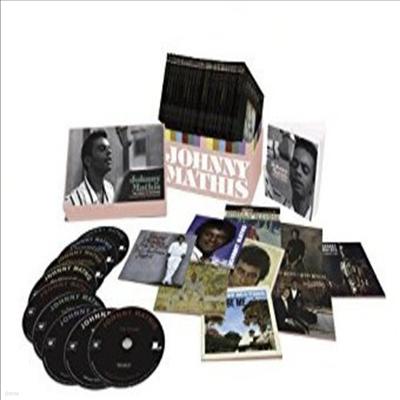 Johnny Mathis - The Voice Of Romance: The Columbia Original Album Collection (68CD Box Set)